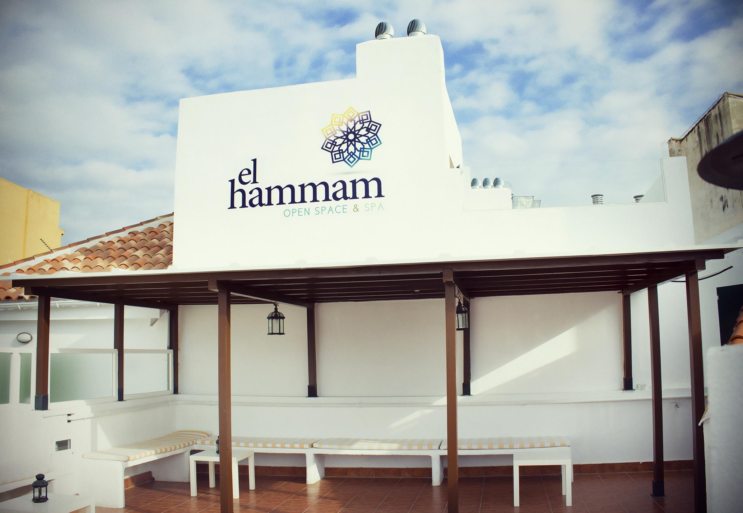 Terraza El Hammam Open Space & Spa