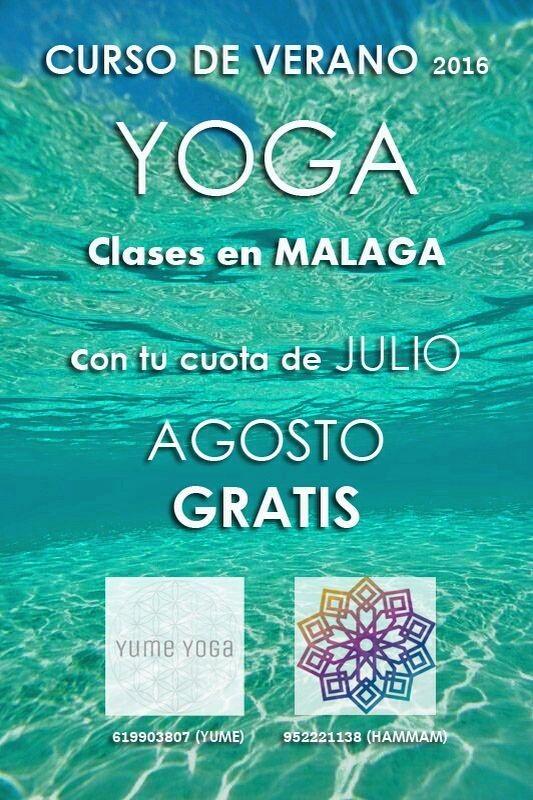 Curso de Verano de Yoga